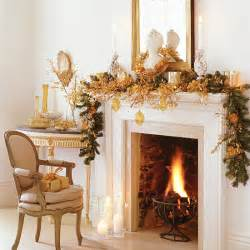 Fireplace Christmas Decoration » Home Design 2017