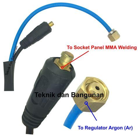Mesin Las Argon jual tig torch stang las argon wp 17 untuk mesin las
