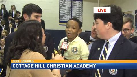 Cool Schools Cottage Hill Christian Academy Wpmi Cottage Hill Christian Academy