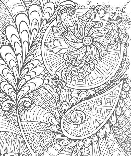 zendoodle coloring pages easy zendoodle coloring creative sensations hypnotic patterns