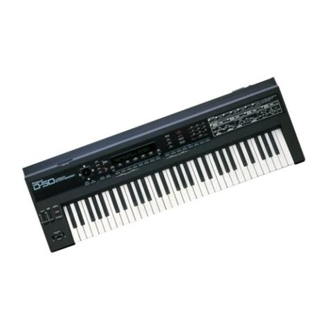 Keyboard Roland D50 prop hire roland d50 synthesizer