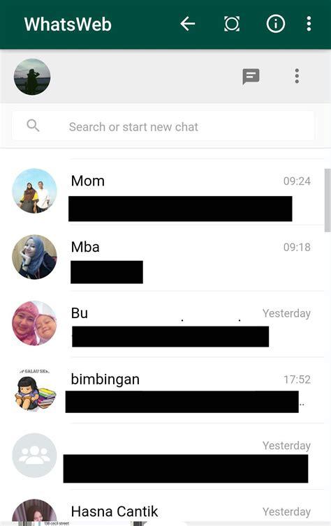 tutorial do whatsapp tutorial menyadap whatsapp seseorang di android
