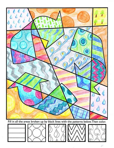 design pattern exercises 127 best images about pattern art lessons on pinterest