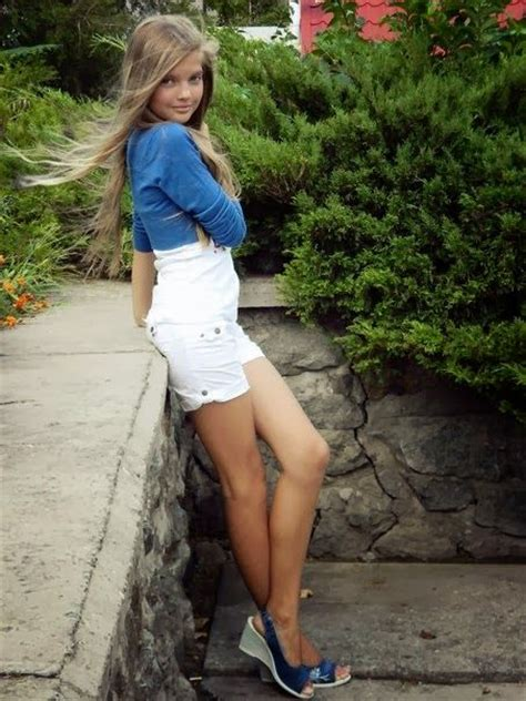 Pt Alina Teen Model | cute russian teen model alina s beautiful russian models