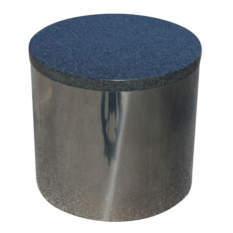 granite pedestal 24 quot vintage granite chrome pedestal side table mr8714 ebay