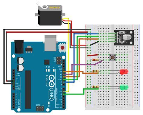 fritzing circuit wiring diagrams