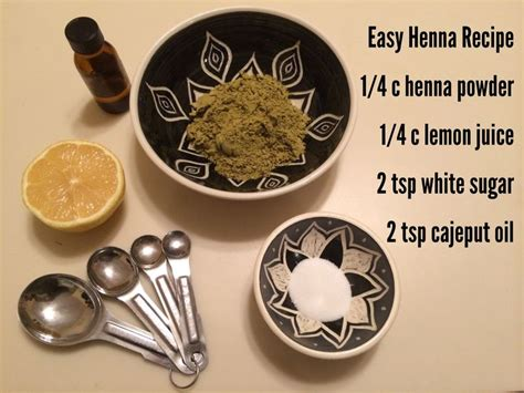 henna tattoo and lemon juice 25 best ideas about henna recipe on
