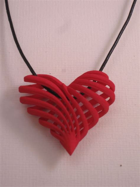 3d printer jewelry 3d printed jewelry pendant necklace my twisted