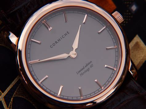 corniche watches review corniche heritage 40 roquebrune review authentic