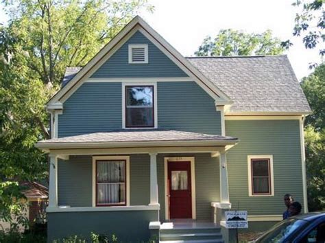 exterior paint color schemes gray exterior paints color