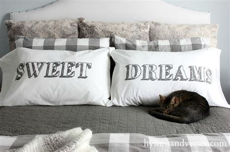 Sweet Dreams Pillow by A Evening Shopping At World Market Hymns And Verses