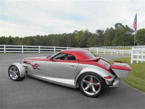 plymouth prowler 2000, this ultimate, beautiful, custom