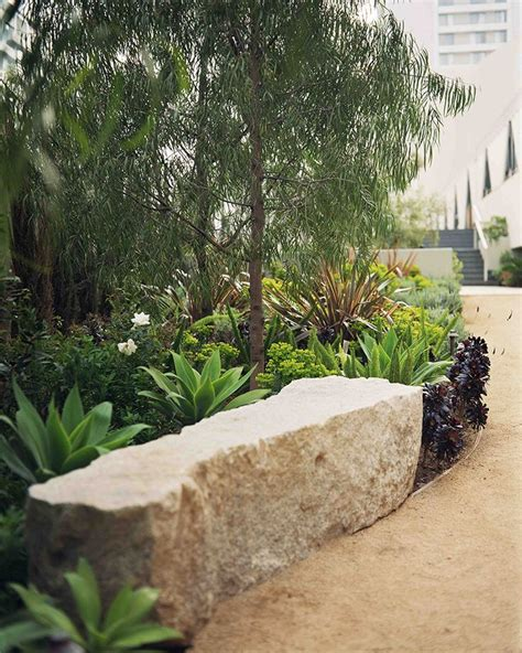 rock benches for garden 25 best ideas about stone bench on pinterest stone