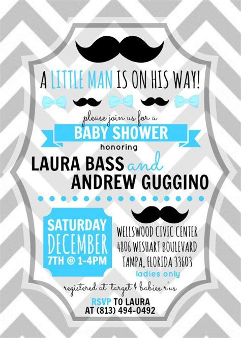 Mustache And Bow Tie Baby Shower by 10 Best Images About Printables On