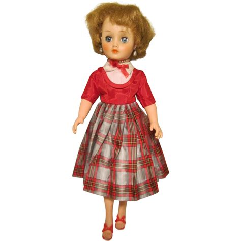 fashion doll 1950 e i horsman 1950 s vinyl fashion doll 15 quot plus