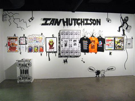 Graphic Design Art Gallery | gallery show ian h