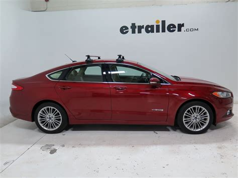 Ford Fusion Roof Rack roof rack for ford fusion 2014 etrailer