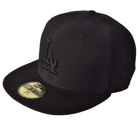 la black casquette la black on black casquette