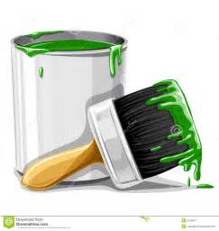 green paint green paint bucket clipart clipart suggest