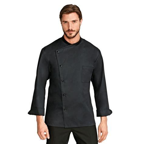 la cocina de julius chaquetillas de cocina julius negro
