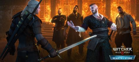 Gog Gift Card Gamestop - the witcher 3 hearts of stone is a 2 4gb download on ps4 requires update 1 10