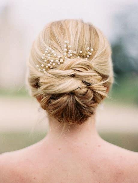 Hochzeitsfrisuren Mit Perlen by Brautfrisur Mit Perlen