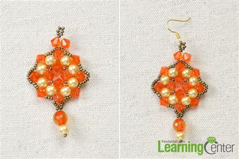 Handmade Earring Patterns - fantastic handmade beaded dangle earrings designs for