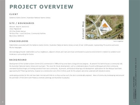layout of research project report landscape design research report