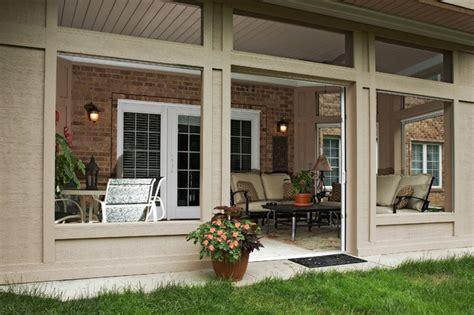 m j whelan construction traditional porch detroit