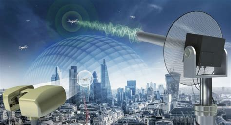 Futuristic L by Anti Drone Defense System That Can Fight Micro Uavs
