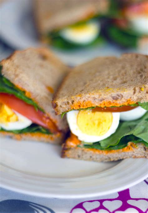 sriracha mayo tomato egg sandwich images