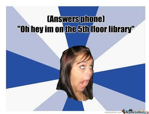 Girls On Facebook Meme - annoying facebook girl by joel davies meme center