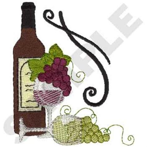 embroidery design wine glass dakota collectibles embroidery design wine glass with