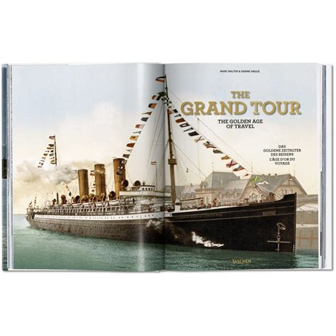 the grand tour the golden age of travel multilingual edition books the grand tour the golden age of travel taschen libri it