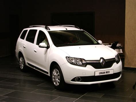 renault logan 2013 2013 renault logan mcv pictures information and specs