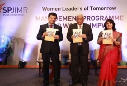 How To Return To The Workforce As A Former Mba by India Spjimr Launches Management Programme For