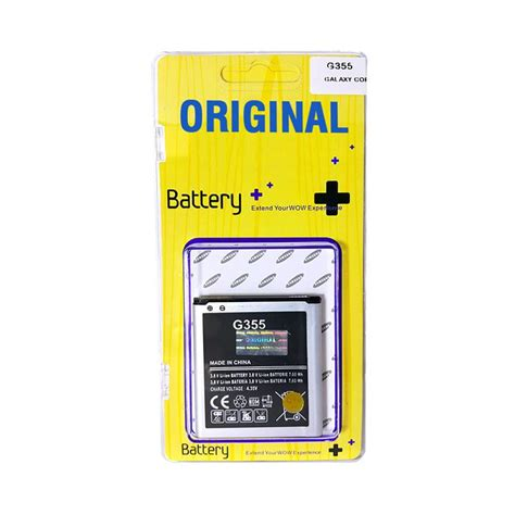 Original Samsung Battery Cover Tutup Baterai Galaxy 2 G335h jual original battery for samsung galaxy 2 g355