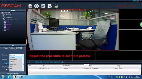 foscam ip software foscam client software tutorial how to setup