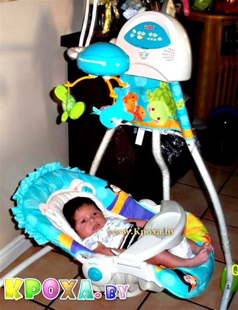 Fisher Price Precious Planet Cradle Swing by Fisher Price