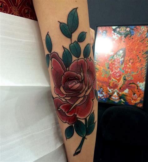 tattoo gallery by luiz segatto rose elbow tattoo best tattoo ideas gallery