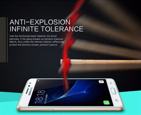 Anti Gores Glass Hd Samsung J3 Pro nillkin glass screen protector for samsung galaxy j3 pro