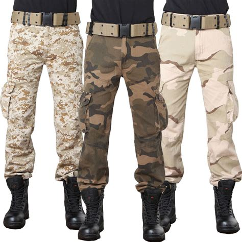 are cargo capris still in style 2017 new fashion multi pocket combat trousers tactical