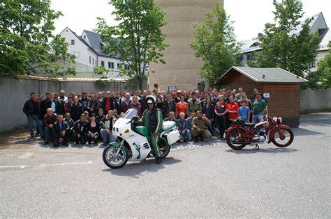 Motorradtreffen Zschopau by Oldtimer Motorradausfahrt
