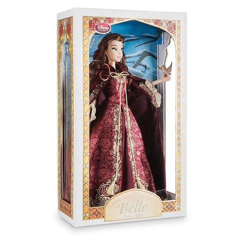 Your WDW Store   Disney Limited Edition Doll   Beauty & Beast   Belle