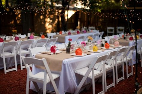 backyard wedding reception decoration ideas the wedding decorator mini pinatas as wedding favors