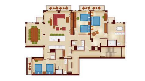 wilderness lodge 2 bedroom villa floor plan wilderness lodge 2 bedroom villa floor plan wilderness