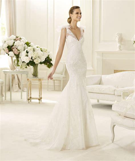 imagenes vestidos de novia escote v vestidos de novia 2013 de manuel mota modaguia