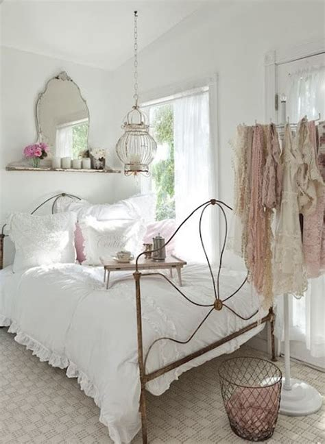 como decorar ambientes shabby chic decoracionin