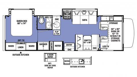 sunseeker motorhome floor plans 2018 forest river sunseeker 2860ds ford class c motorhome