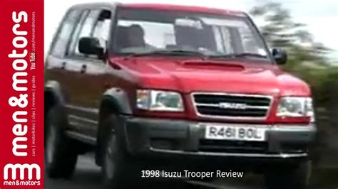 Isuzu Trooper Reviews 1998 Isuzu Trooper Review